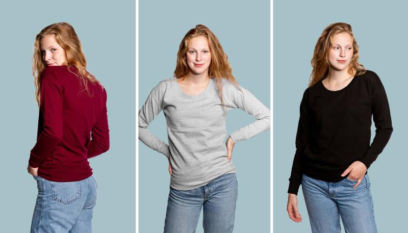 Nouveautés ! Sweat-shirt Femme