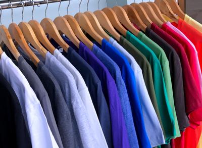 stock de tshirt