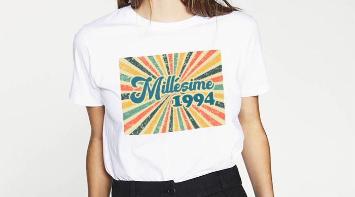 T-shirt Année 1994